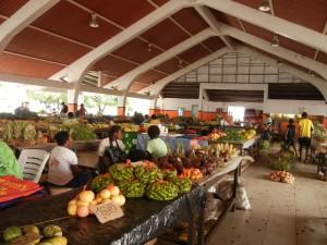 Port Villa Fruit and Veg Market