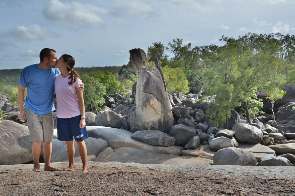 granite-kiss