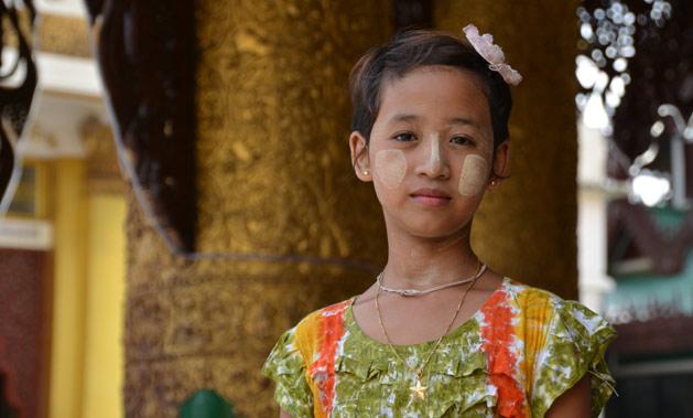 burmese-girl