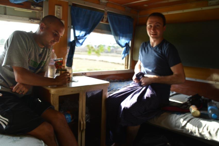 This World Rocks Myanmar Train Adventure Yangon To Bagan This World Rocks