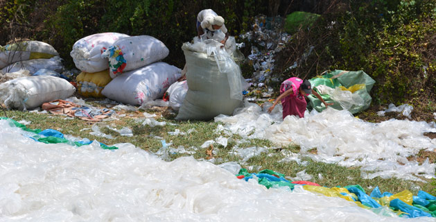plastic-garbage