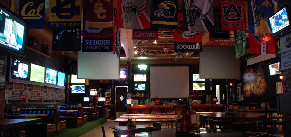 This World Rocks Las Vegas S Best Sports Bars This World Rocks