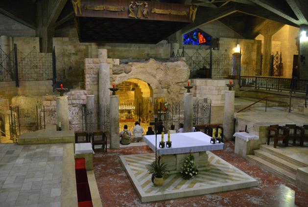 basilica-mary-alter