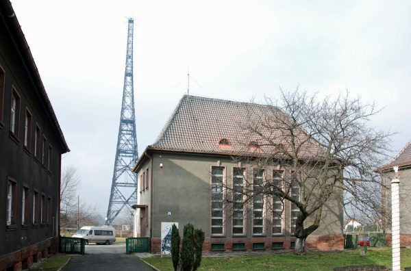 The Gleiwitz radio station today.
