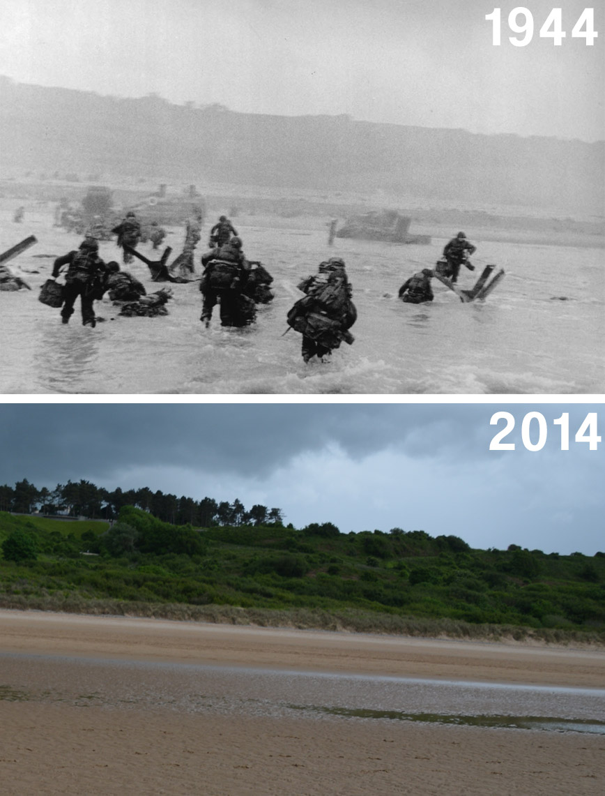 landings-omaha-normandy-then-now