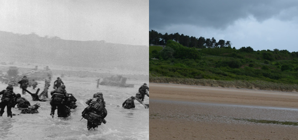normandy-then-now-featured